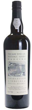 The Rare Wine Co Historic Series Madeira Charleston Sercial