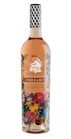 Wolffer Estate 'Summer in a Bottle' Rose 2017
