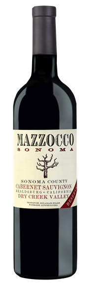 Mazzocco Cabernet Sauvignon 2014 , Dry Creek Valley