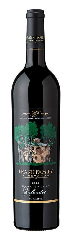 Frank Family Vineyards, Napa Valley Zinfandel