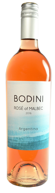 Bodini, Mendoza Rose of Malbec