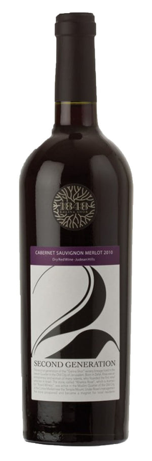 1848 Winery, 2nd Generation Cabernet/Merlot