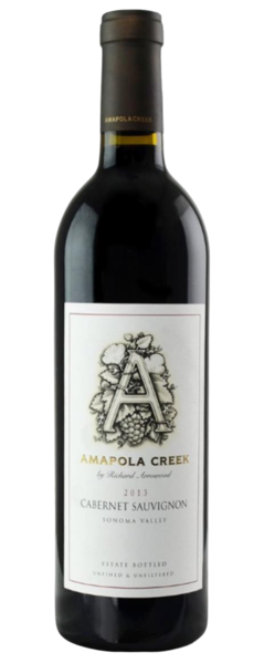 Amapola Creek Cabernet Sauvignon 750ml