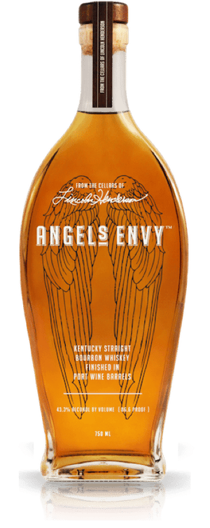 Angel's Envy Port Wine Barrel Finish Kentucky Straight Bourbon Whiskey
