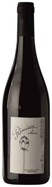 Beaujolais Villages Premices Le Millesime Rouge 2016