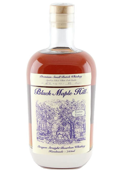 Black Maple Hill Premium Small Batch Bourbon Whiskey