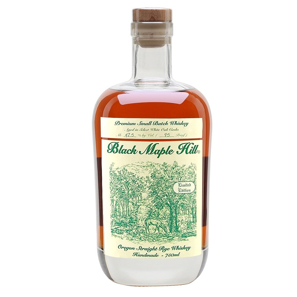 Black Maple Hill Premium Small Batch Straight Rye Whiskey