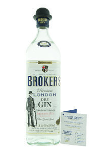 Broker's 1 LITER London Dry Gin
