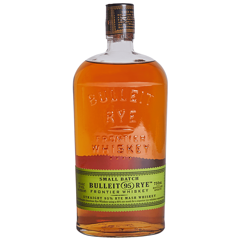 Bulleit RYE Whiskey (750 ML)