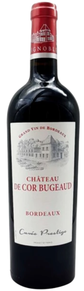 Chateau de Cor Bugeaud Rouge