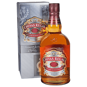 Chivas Regal 12 Year Blended Scotch 750ML