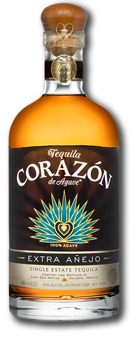 Corazón, Extra Añejo Single Estate Tequila