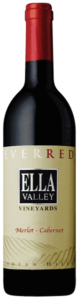 Ella Valley Ever Red Cabernet-Merlot