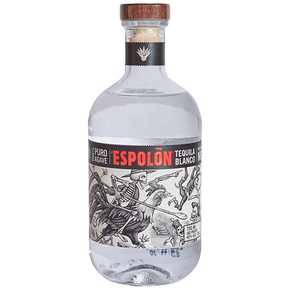 Espolon Tequila Blanco 750ml
