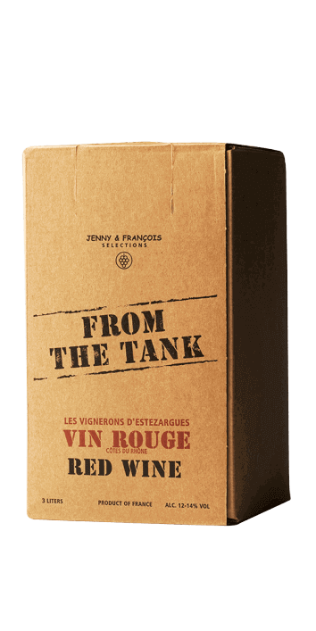 From the Tank, Estezargues Red