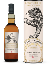 Lagavulin 9 Year Game of Thrones Lannister