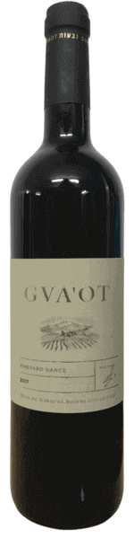 Gvaot Vineyard Dance Red blend