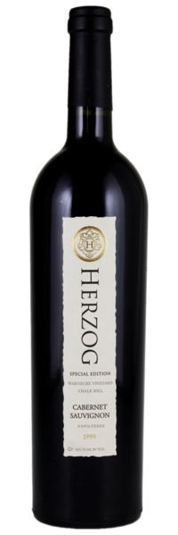 Herzog Cabernet Warnecke Vineyard Chalk Hill