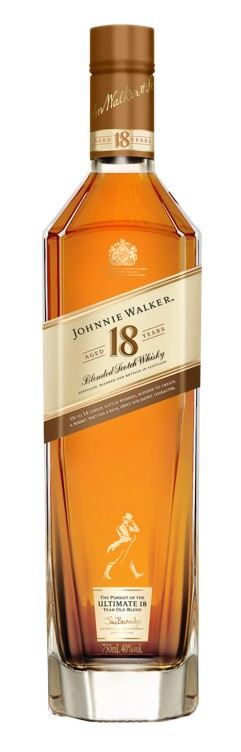 Johnnie Walker Scotch 18 Year
