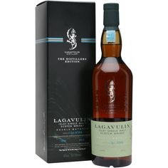Lagavulin Scotch Single Malt Distillers Edition 2002