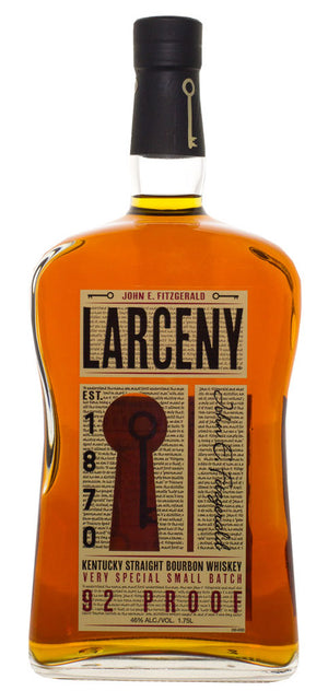 "Larceny Kentucky Straight Bourbon - 1.75L ""handle"""