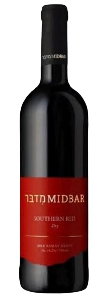 Midbar Winery Southern Red