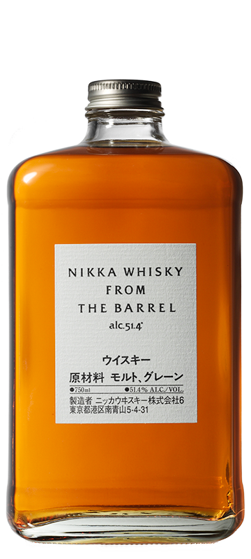 "Nikka Whisky ""From the Barrel"""