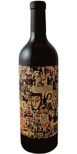 Orin Swift Abstract Red Wine