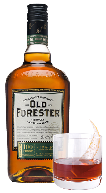Old Forester Rye 100 Proof 750ml