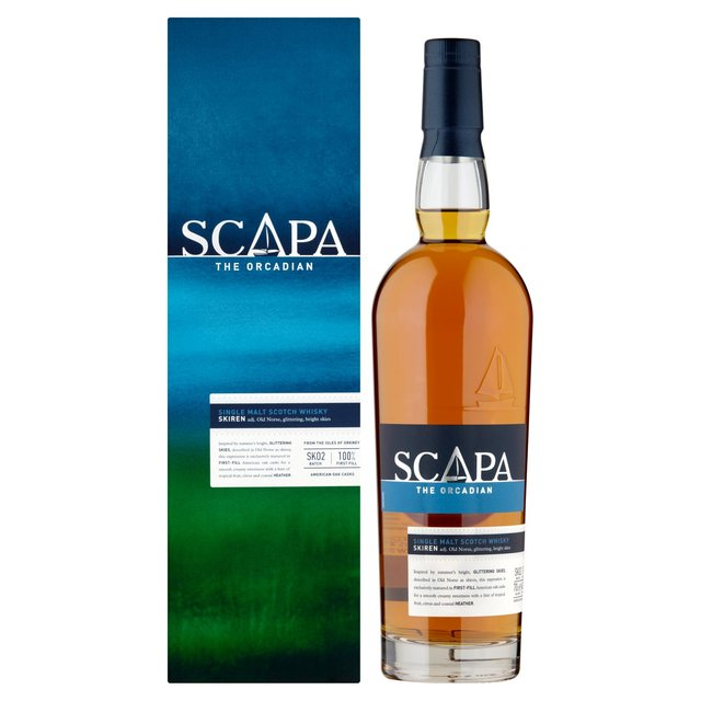 Scapa the Orcadian Skiren Scotch Single Malt Batch SK01