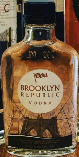 Brooklyn Republic Vodka 200ml FLASKS