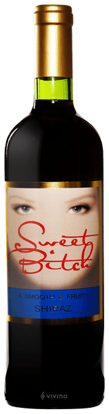 Sweet Bitch Shiraz 750ml