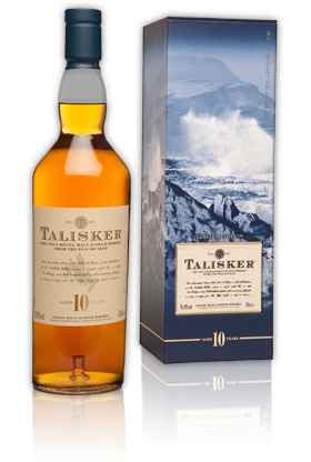 Talisker Isle of Skye 10 Scotch
