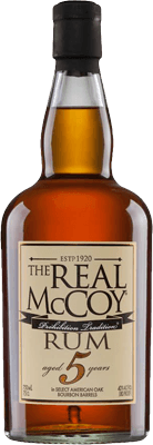 The Real Mccoy Rum 5 Year