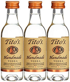 Tito's MINI 50ml (private sale only)