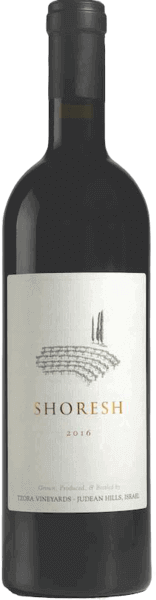 Tzora Vineyards Shoresh Red
