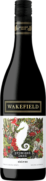 Wakefield Promised Land Shiraz