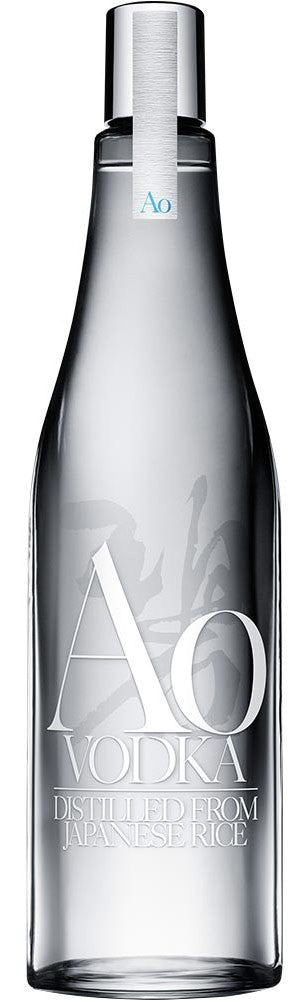 Ao Japanese premium vodka