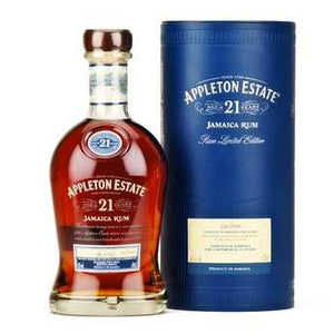 Appleton Estate 21 Year Old Rum