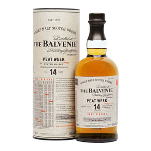 The Balvenie Peat Week 14 Year Old Single Malt