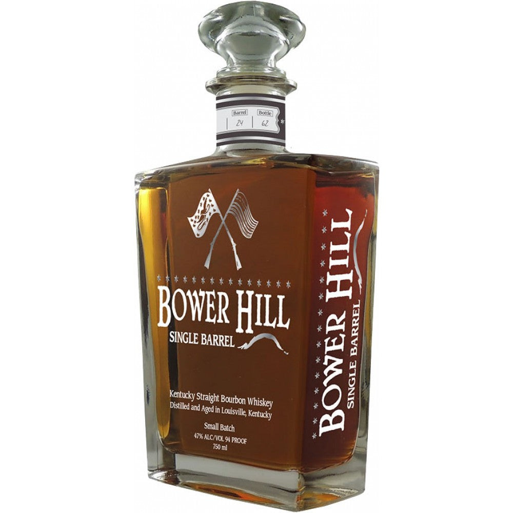 Bower Hill Single Barrel Bourbon