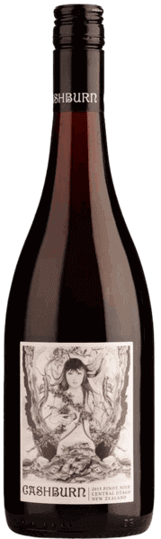 Burn Cottage Cashburn Pinot Noir