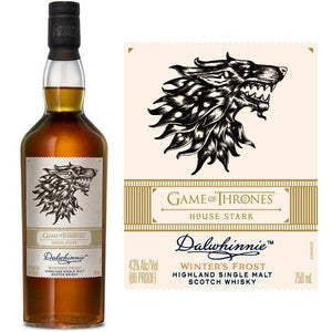 Dalwhinnie Winter's Frost Game of Thrones Stark