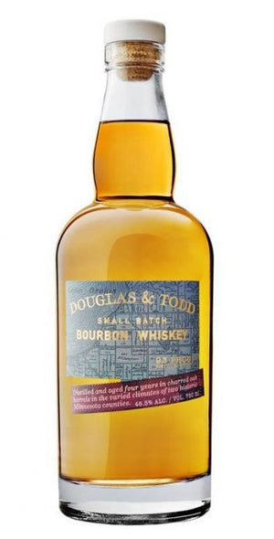 Douglas & Todd Bourbon Small Batch