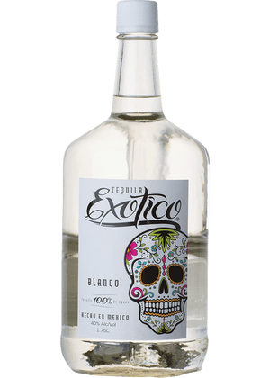 Exotico Tequila Blanco 1.75L (handle)