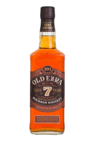 Ezra Brooks Old Ezra 7 year Bourbon