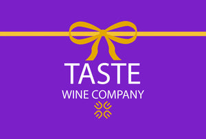 Taste Wine Co Gift Card
