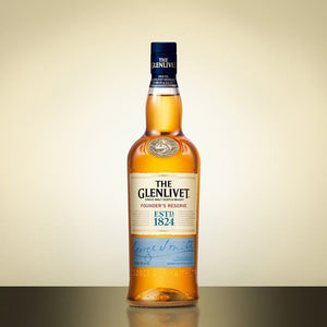 The Glenlivet Scotch Single Malt Founder's Reserve