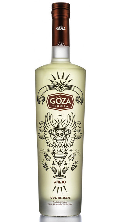Goza RED LABEL Anejo Tequila