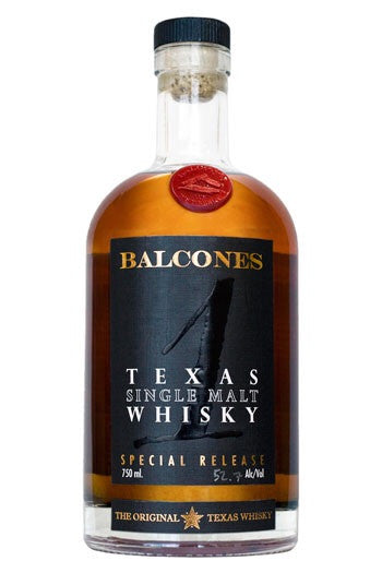 Balcones Single Malt Whisky Classic